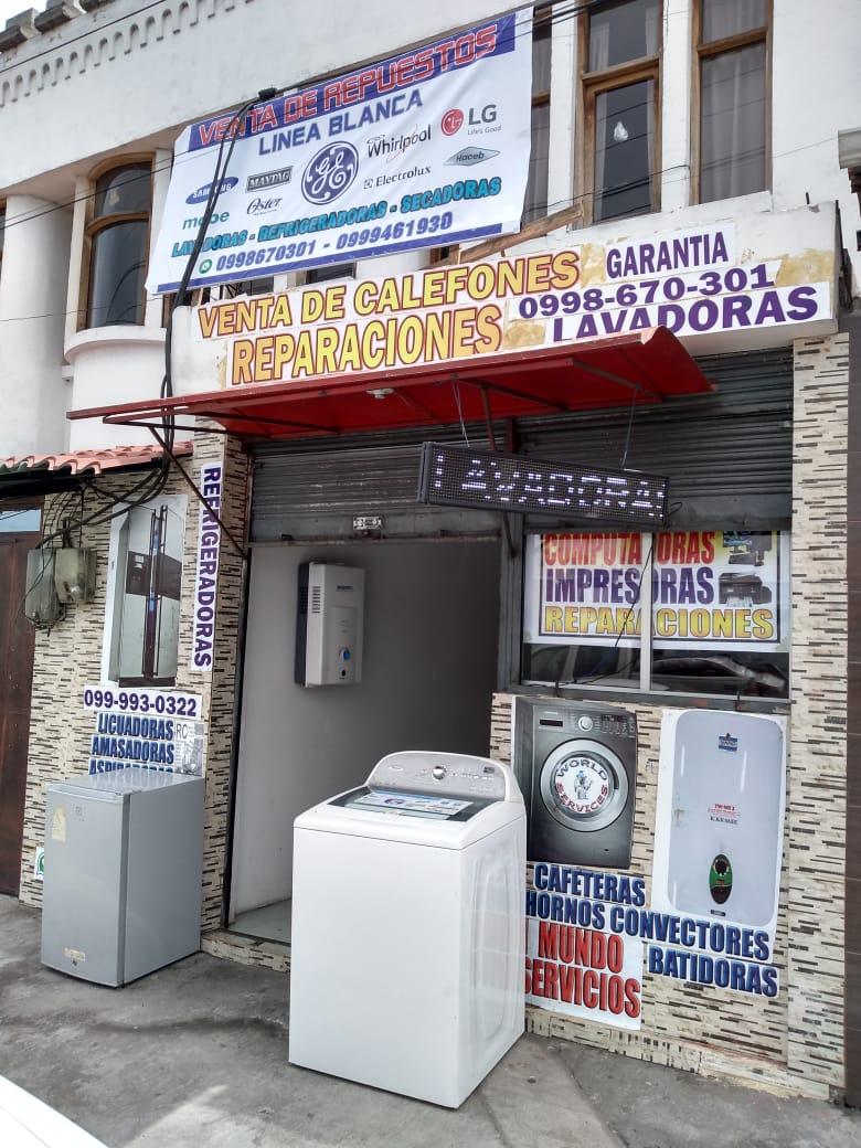 REPARACUIONES WHIRLPOOL EN CUENCA 0999-505-7175