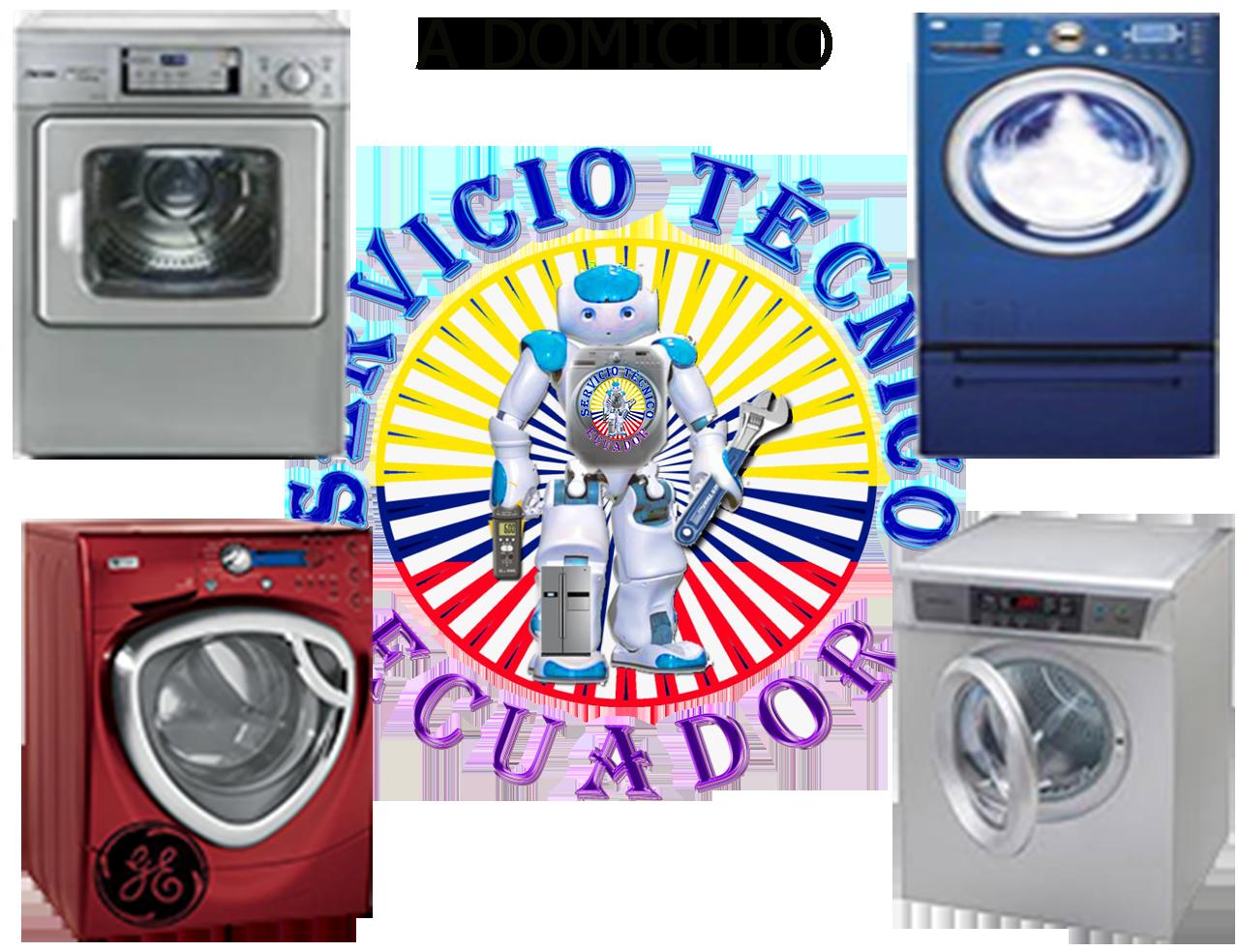 reparacion de lavadoras whirlpool en Quito