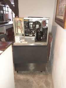 Reparacion maquina de Hielo en Riobamba