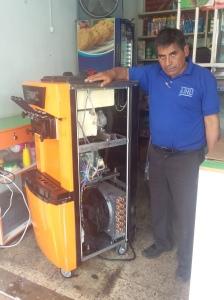 venta de maquinas de helado SOFT en Guayaquil Guayas