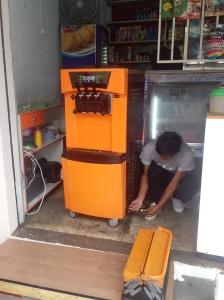 reparacion de maquinas de helado en Guayaquil