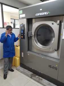 Ingeniero de servicio tecnico de Girbau Guayas Guayaquil Venta