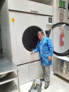 Venta de lavadoras secadoras Industriales Ecuador Guayaquil